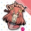 Genco Rubber Strap Collection - Monster Musume no Iru Nichijou 6Pack BOX(Pre-order) thumbnail 2