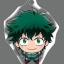 Boku no Hero Academia - Miagete Mascot 6Pack BOX(Pre-order) thumbnail 2
