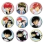 Kyoukai no Rinne - Trading Can Badge 9Pack BOX(Pre-order) thumbnail 1