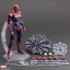 Variant Play Arts Kai - Marvel Universe Spider-Man thumbnail 12