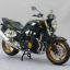 1/12 Complete Motorcycle Model Honda CB1300 SUPER FOUR (BLACK)(Back-order) thumbnail 1