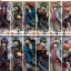 Gintama Season 3 - Chara Pos Collection Vol.14 8Pack BOX(Pre-order) thumbnail 1