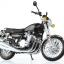 1/12 Complete Motorcycle Model Kawasaki 750RS(Z2) Black(Back-order) thumbnail 1