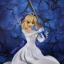 Fate/staynight [Unlimited Blade Works] - Saber White Dress Ver. 1/8 Complete Figure(Pre-order) thumbnail 20