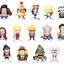 Ani-chara Heroes - ONE PIECE Dressrosa Hen Part.3 15Pack BOX(Pre-order) thumbnail 1