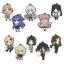 Senki Zessho Symphogear GX - Senki Zessho Shinai Trading Strap Part.1 10Pack BOX(Pre-order) thumbnail 1