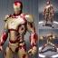 """S.H. Figuarts - Iron Man Mark 42 """"Iron Man 3""""(Pre-order) thumbnail 1"""