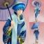 KAITO -Hanairogoromo- 1/8 Complete Figure(Pre-order) thumbnail 1