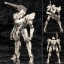 Frame Arms 1/100 Byakko Plastic Model(Pre-order) thumbnail 1