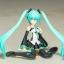 Frame Arms Girl - Frame Music Girl Hatsune Miku Plastic Model(Pre-order) thumbnail 6