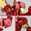 "Legacy of Revoltech - Tokusatsu Revoltech LR-041 ""Avengers"" Iron Man Mark 7(Pre-order) thumbnail 6"
