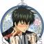 Gintama - Trading Tsunagaru Can Badge Charm 10Pack BOX(Pre-order) thumbnail 5