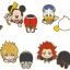 Kingdom Hearts - Nokkari Rubber Clip 8Pack BOX(Pre-order) thumbnail 1