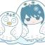 Rubber Mascot - Gintama Hata Ouji to Koori no Doubutsu ja! Hen 6Pack BOX(Pre-order) thumbnail 5