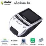 กล้องติดรถยนต์ Shadow 1s - สีเงิน