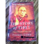 THE STORY of TIBET/ Thomas Laird