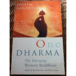 ONE DHARMA/ Joseph Goldstein