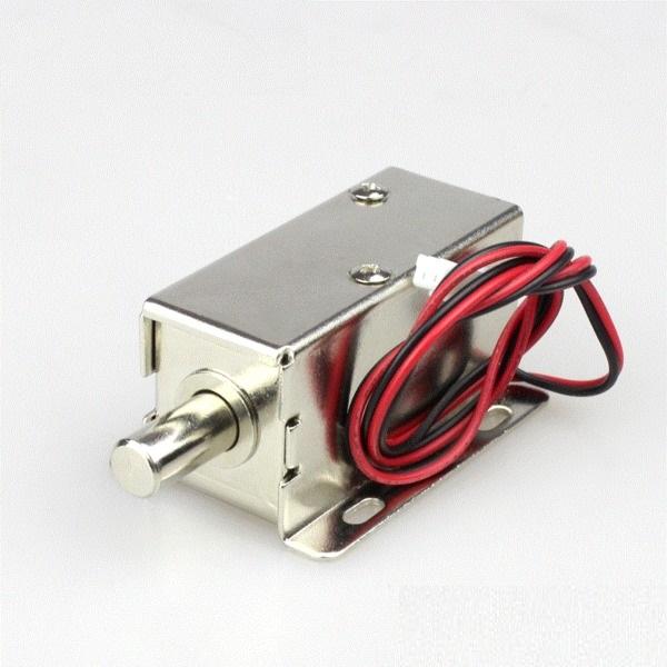 กลอนไฟฟ้า กลอนลิ้นชักไฟฟ้า 12V DC Set3
