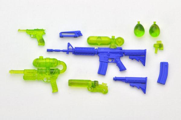 Little Armory (LA030) 1/12 Water Gun A Plastic Model(Pre-order)