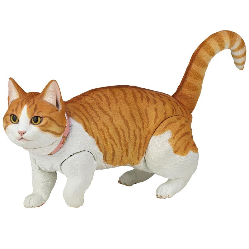 Sofubi Toy Box 016A Cat Munchkin Sofubi Figure(Pre-order)