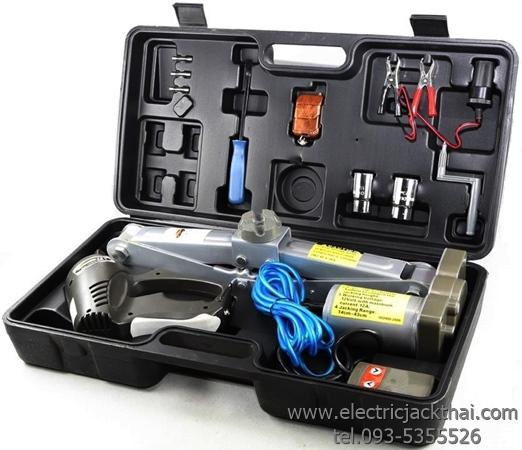 แม่แรงไฟฟ้า 2TON มีบล็อกไฟฟ้า
