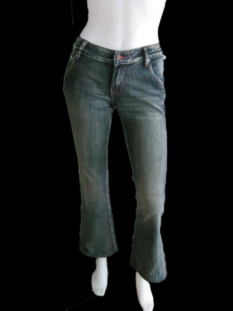 """BNB0730-กางเกงยีนส์ แบรนด์เนม nobody """"เอว 27-28 นิ้ว"""""""
