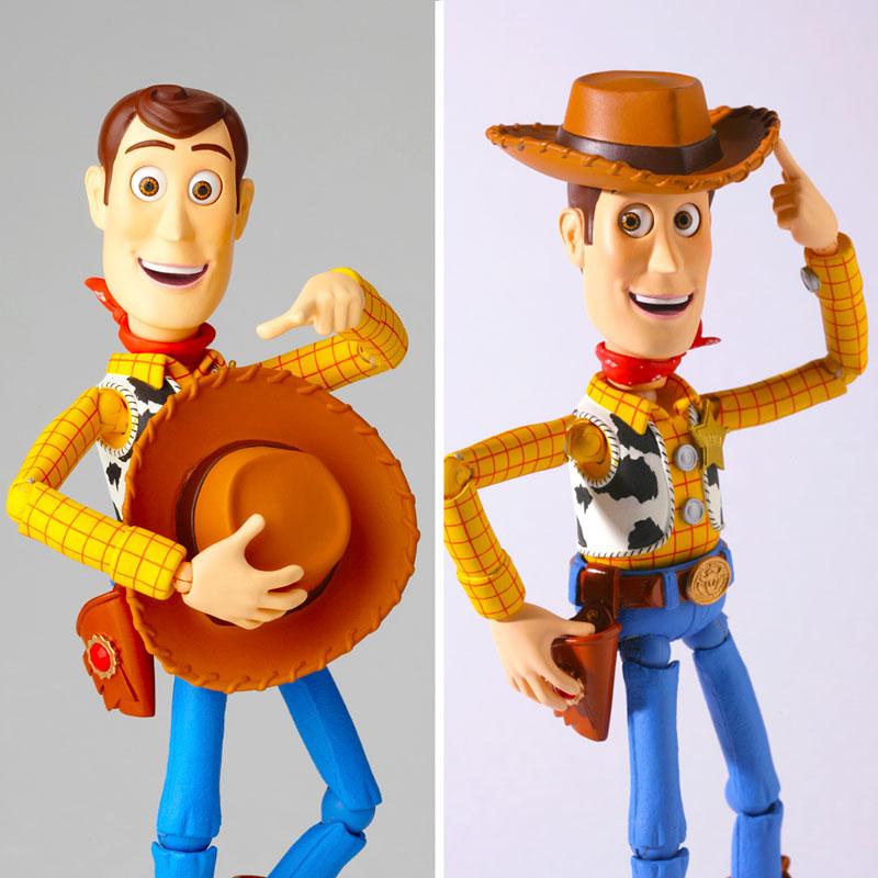 "Tokusatsu Revoltech LR-045 ""TOY STORY"" Woody"