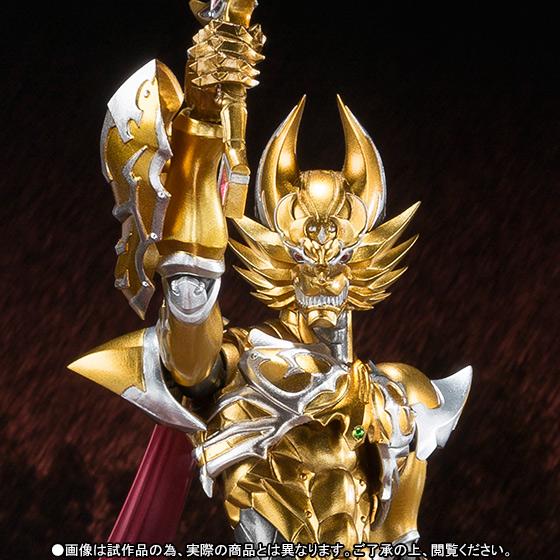 S.H. Figuarts Ogon Kishi Garo (Leon Ver.) (Tamashii Web Shouten exclusive)