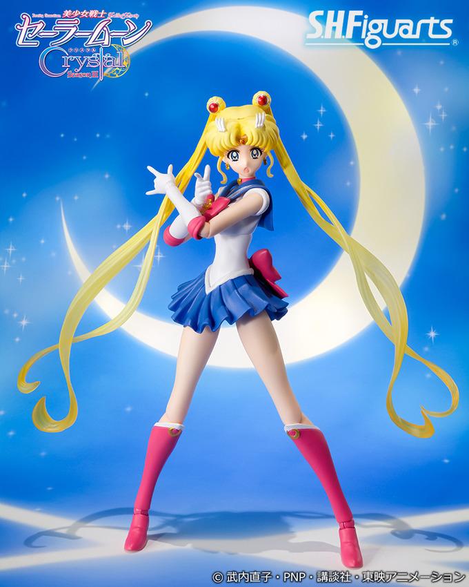 Bishoujo Senshi Sailor Moon Crystal Season III - Sailor Moon - S.H.Figuarts (Pre-order)