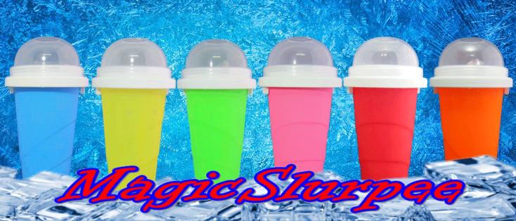 แก้วทำสเลอบี้ สเลอปี้ สเลิปบี้ สเลิฟปี้ slurpee ทําเกล็ดหิมะ ทำเกล็ดน้ำแข็ง