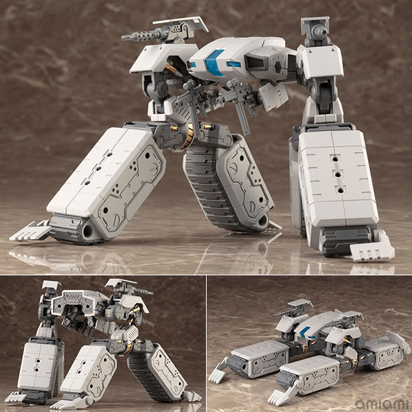 M.S.G Modeling Support Goods - Gigantic Arms 03 Moveable Crawler(Pre-order)