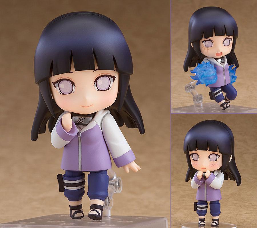 (Pre-order)Nendoroid - NARUTO Shippuden: Hinata Hyuga