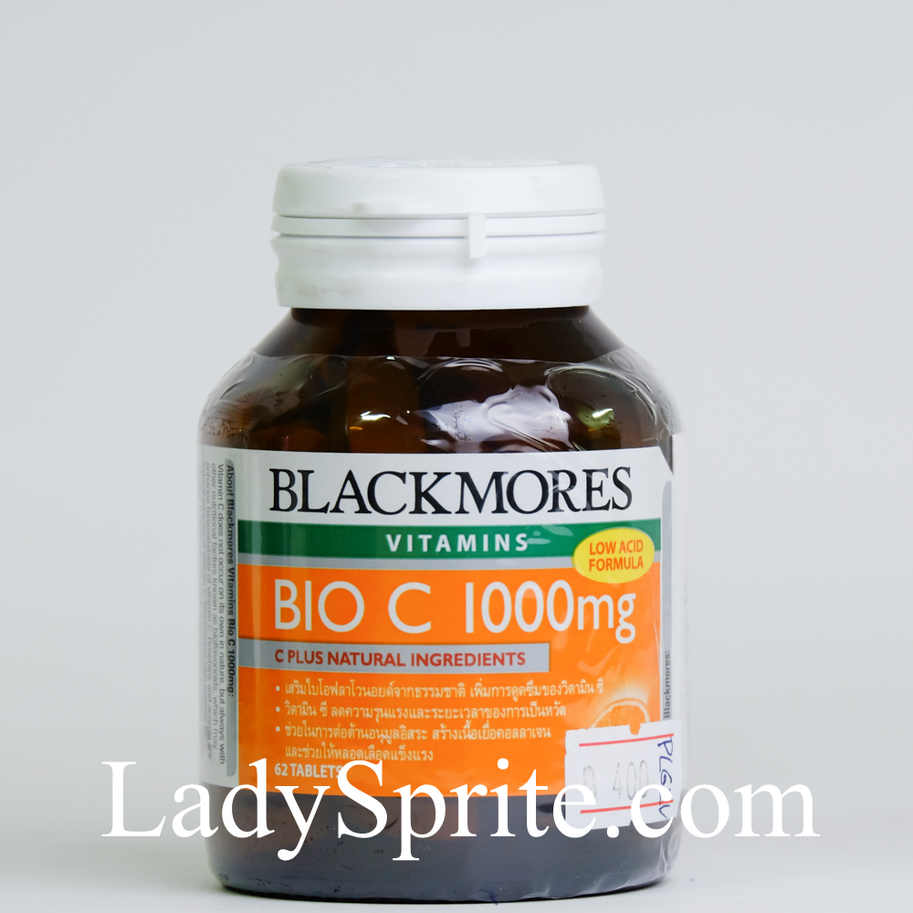 Blackmores Bio C 1000mg 62เม็ด