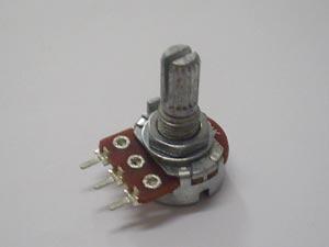ตัวต้านทานปรับค่าได้ 100K Volume VR 100 Kohm Potentiometer Variable Resistor