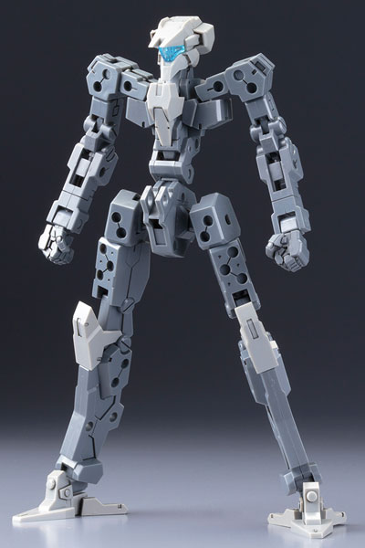 Frame Arms 1/100 Frame Architect Renewal Ver. -Gray- Plastic Model(Pre-order)