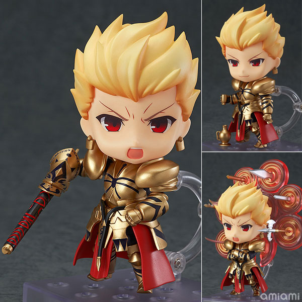 Nendoroid - Fate/stay night: Gilgamesh(Pre-order)