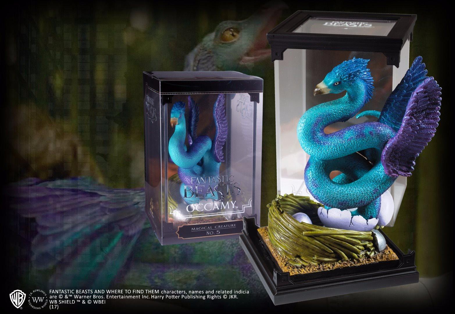 Fantastic Beasts Magical Creatures: No.5 Occamy