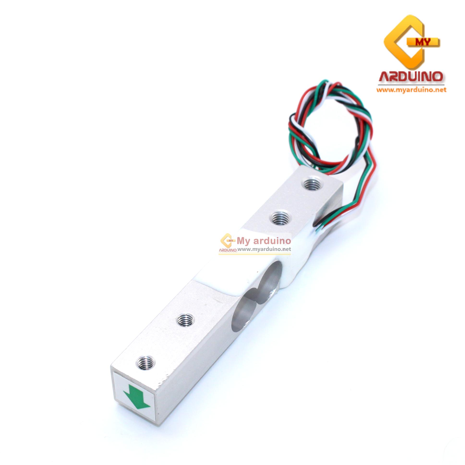Load Cell Weight Sensor 1 Kg เซนเซอร์วัดน้ำหนัก Load Cell วัดได้สูงสุด 1KG