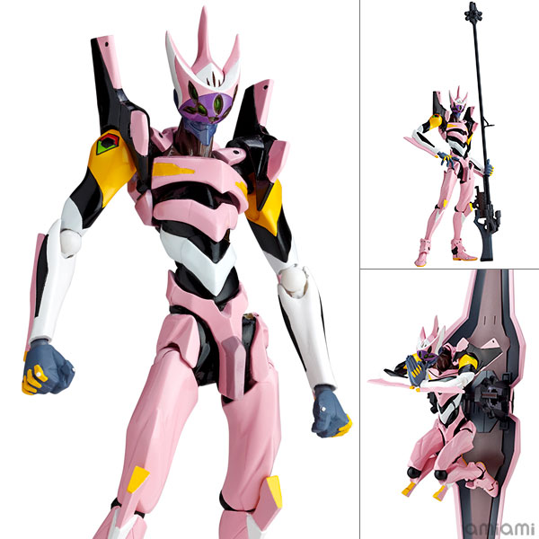 Revoltech EVANGELION EVOLUTION EV-012 Evangelion Production Model Custom Type-08 alpha(Pre-order)