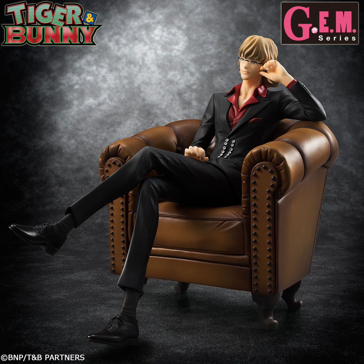 Tiger & Bunny - G.E.M.Series S.O.C Barnaby Brooks Jr. (Limited Pre-order)