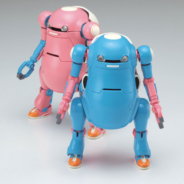 "Creator Works Series 1/35 Mechatro WeGo No.03 ""Light Blue & Peach Pink"" Plastic Model(Pre-order)"