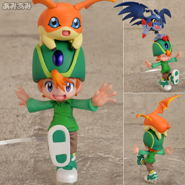 G.E.M. Series - Digimon Adventure: Takeru Takaishi & Patamon 1/10 Complete Figure(Pre-order)