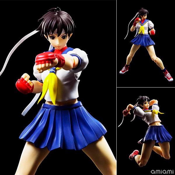 """S.H. Figuarts - Sakura Kasugano """"Street Fighter IV""""(Pre-order)"""