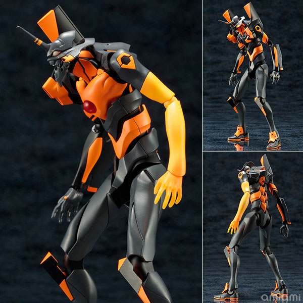 Godzilla vs Evangelion EVA-01 Test Type Godzilla Color Ver. Plastic Model(Pre-order)