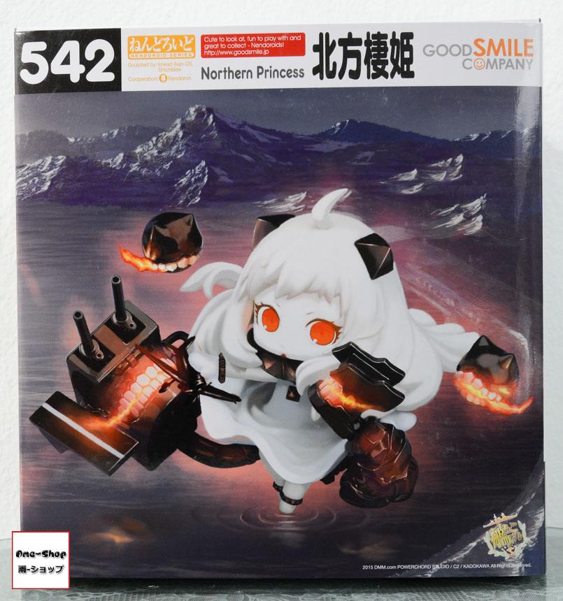 Nendoroid - Kantai Collection -Kan Colle- Hoppou Seiki [Limited Goodsmile Online Shop Exclusive]