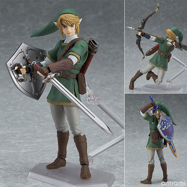 figma - The Legend of Zelda Twilight Princess: Link Twilight Princes ver. DX Edition(Pre-order)