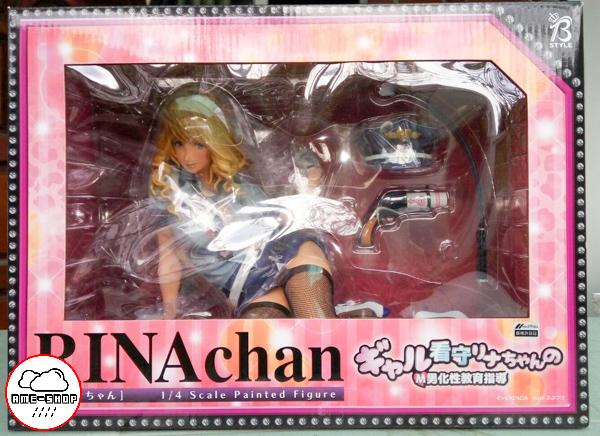 Gal Kanshu Rina-chan no M Otoko-ka Seikyouiku Shidou - Rina-chan 1/4 Complete Figure (In-stock)