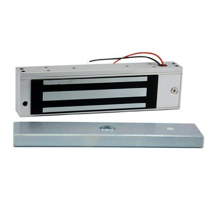 กลอนแม่เหล็กไฟฟ้า กลอนไฟฟ้า Magnetic Lock 130 kg 12V