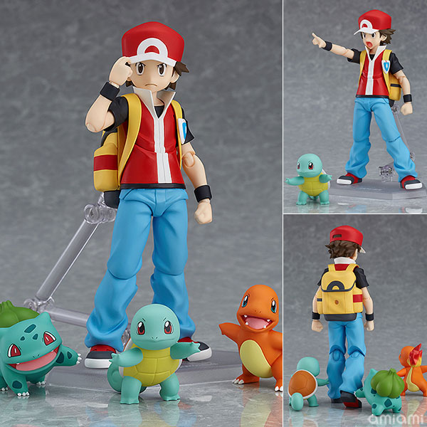 figma - Pokemon: Red(Pre-order)