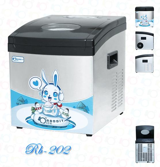 เครื่องผลิตน้ำแข็งขนาดเล็ก RB202